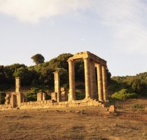 Tharros: pretty picture of Sardinia