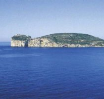 Alghero: beatiful picture of Sardinia