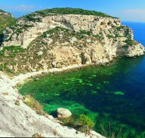 Nora: lovely picture of Sardinia